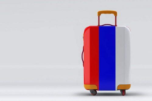 visa russie voyage